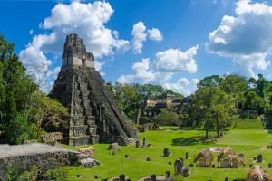 Guatemala Temple View