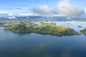 Guinea Island View