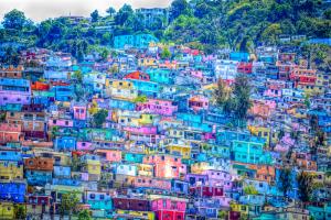 Haiti City View