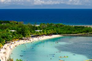 Honduras Beach Ocean View