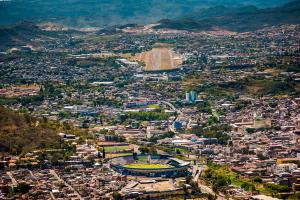 Honduras City View