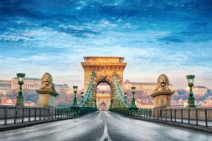 Hungary Bridge View