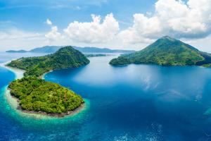 Indonesia Island View