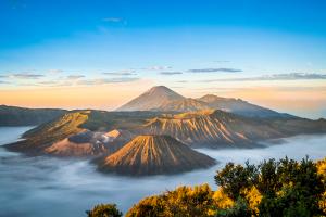 Indonesia Mountain View