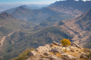 Iraq Mountain View