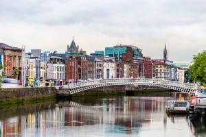 Ireland City View