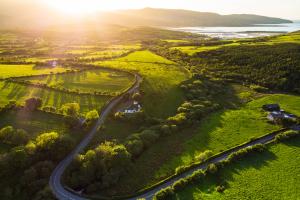 Ireland Landscape View