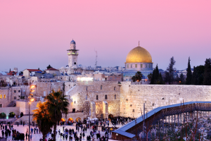 Israel City View