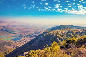 Israel Mountain Landscape