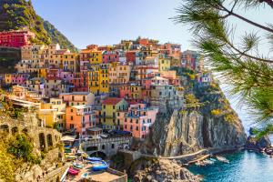 Italy City View