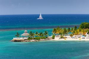 Jamaica Island View