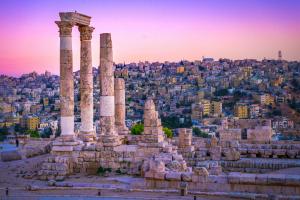 Jordan City View