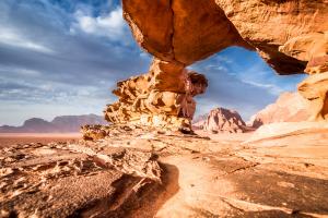 Jordan Rocky Mountain View