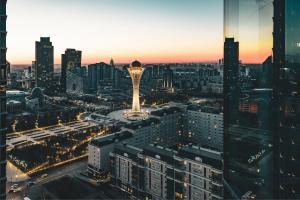 Kazakhstan City View