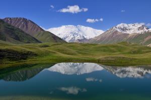 Kyrgyzstan Water View