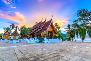 Laos Building View
