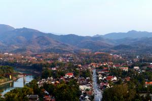 Laos City View