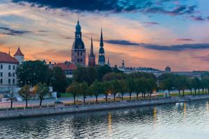 Latvia Water View 2