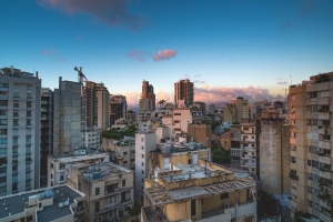Lebanon City View