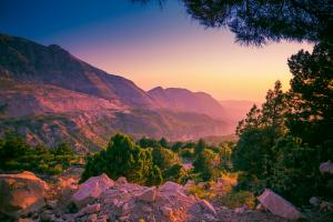 Lebanon Mountain View
