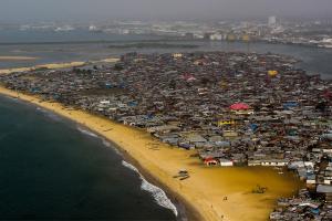 Liberia Beach and City View