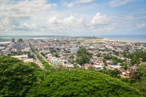 Liberia City View