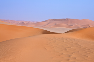 Libya Desert View