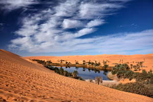 Libya Water View