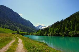 Liechtenstein Land View