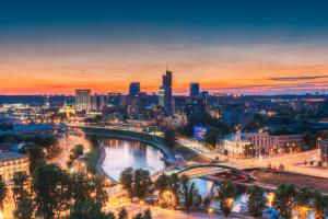 Lithuania City View