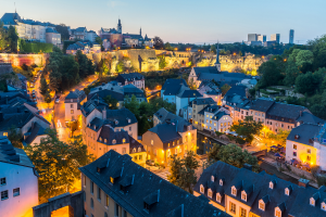 Luxembourg City View 2