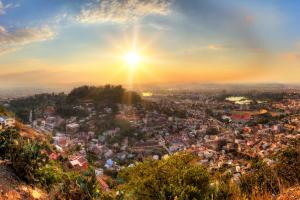 Madagascar City View