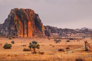 Madagascar Rock View