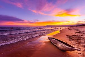 Malawi Sunset Beach