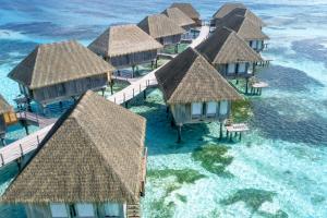 Maldives Hut View