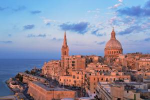 Malta City View