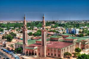 Mauritania City View
