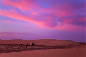 Mauritania Desert View