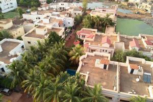 Mauritania Sky City View