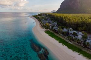 Mauritius Ocean and Beach View