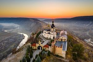 Moldova Building Mountain View