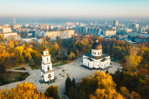 Moldova City View