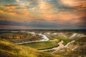 Moldova Landscape View 2