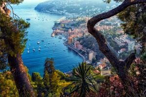 Monaco Beach City View