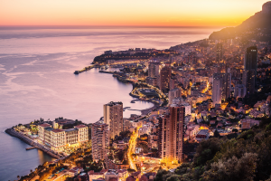 Monaco City Ocean View