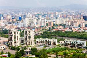 Mongolia City View