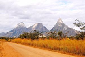 Mozambique Mountain View