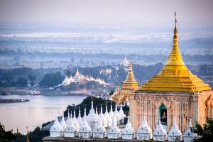 Myanmar Water City View