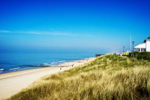 Netherlands Beach View