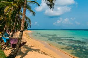 Nicaragua Beach View
